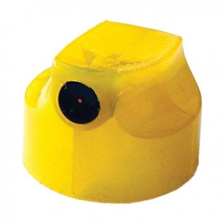 Yellow/Universal Cap
