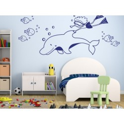 Vinilo Decorativo Infantil 070