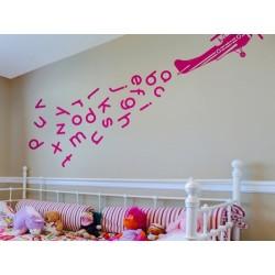 Vinilo Decorativo Infantil 122