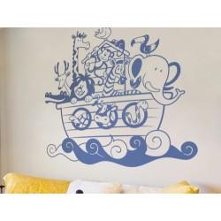Vinilo Decorativo Infantil 126