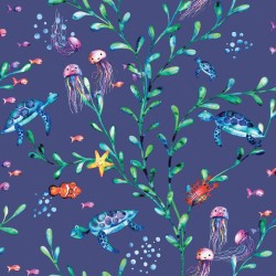 Papel infantil Under The Sea II