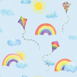 Rainbows and Flying Kites II