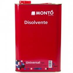 Disolvente UNIVERSAL MONTO