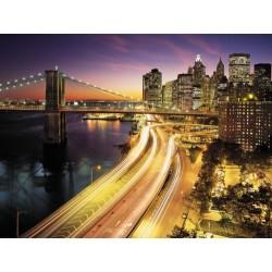 Fotomural NYC Lights