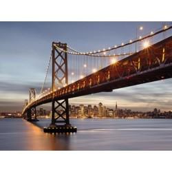 Fotomurale Bay Bridge