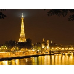 Fotomural Nuit D'Or