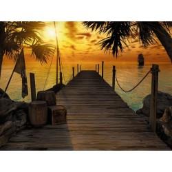 Fotomural Treasure Island