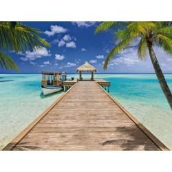 Fotomural Beach Resort