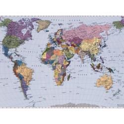 Fotomural Word Map