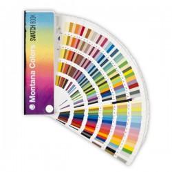 Carta de colores MTN